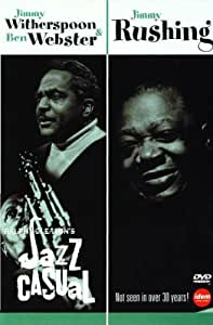 Jazz Casual - Ben Webster & Jimmy Witherspoon