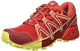 Salomon W Terenie Speedcross Vario 2 GTX Goretex - 398474 - Color Red - Size: 6.5