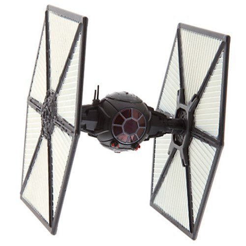 - Disney Star Wars: The Force Awakens First Order TIE Fighter Die Cast Vehicle