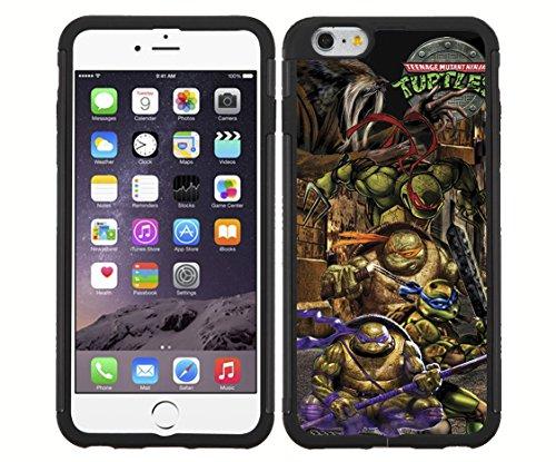 Teenage Mutant Ninja Turtles (TMNT) Rubber Snap on Phone Case (iPhone 6)