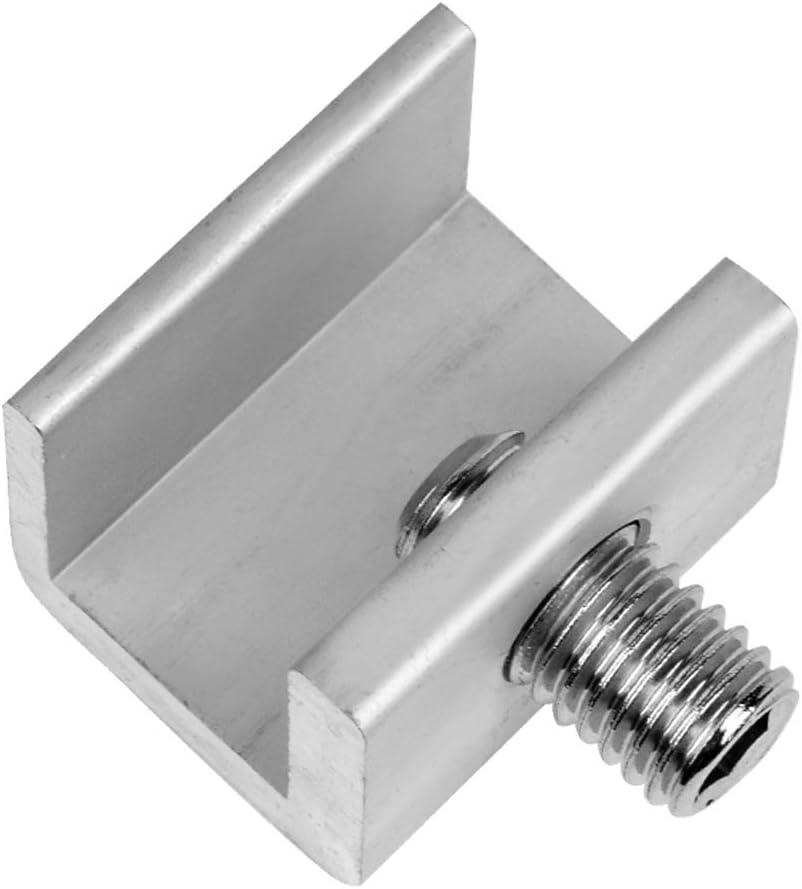 Magiin 8Pcs Cerradura de Seguridad de Aleación de Aluminio Ajustable para Puertas y Ventanas con Cerradura de Seguridad y Llaves Protección de Seguridad de Niños: Amazon.es: Bricolaje y herramientas
