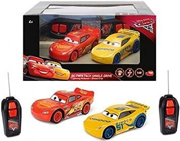 Dickie Toys CARS 3 DISNEY MACCHINA RADIOCOMANDATA SAETTA MCQUEEN E