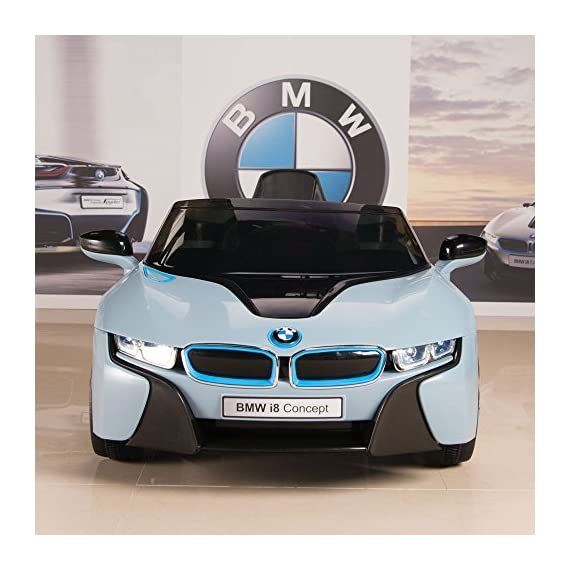 Big Toys Direct Bmw I8 12v Kids Ride On Battery Powered Wheels Car