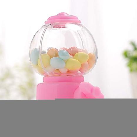 S/ü/ßigkeiten Geschenkbox,Praktische Candy Bank Dispenser Maschine Gumball Snacks Aufbewahrungsbox M/ünze Geld F/ür Kinder Spielzeug