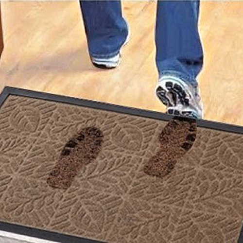 Large Outdoor Door Mats Rubber Shoes Scraper For Front