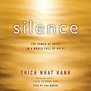 Silence | Livre audio