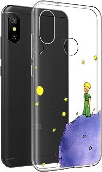 YOEDGE Funda Xiaomi Mi A2 Lite Ultra Slim Cárcasa Silicona ...