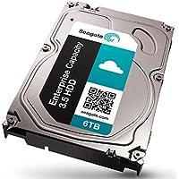 Seagate ST6000NM0024 6 TB 3.5 Internal Hard Drive - SATA - 7200 rpm - 128 MB Buffer - 1 Pack - Bare