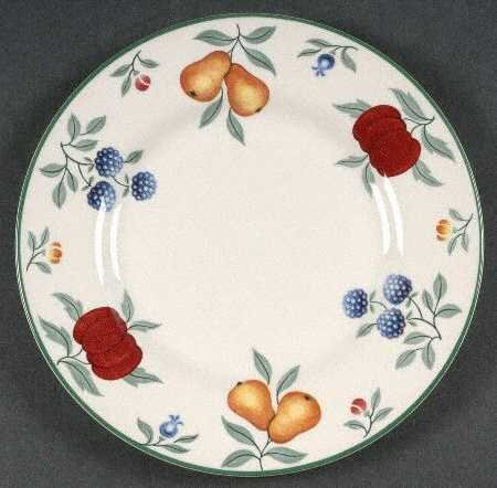Royal Stafford Toscana 11\u0026quot; Dinner Plates Set of 4 Handpicked High Quality 2nds & Royal Stafford Toscana 11\