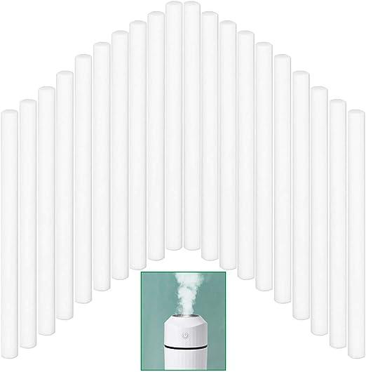 IGRMVIN 20 Pack Filtros Baquetas de Carga Esponjas de Recambio de ...