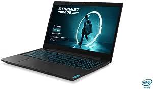 Lenovo Ideapad L340 Gaming Laptop, Intel Core i7-9750HF, 15.6 Inch FHD, 1TB HDD+256GB SSD, 16GB RAM, NVIDIA GeForce GTX 1650 4GB, Win10, Eng-Ara KB, Granite Black - [81LK013TAX]