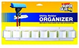 Super Glue Super Glue KGW8E-12 Utility Holder Organizer with 8-Loops, 12-Pack(Pack of 12)