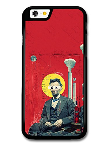 Am I Not Destroying My Enemies Lincoln Censored Collage Friends coque pour iPhone 6 6S