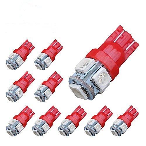 YITAMOTOR Wedge 5 SMD Light bulbs