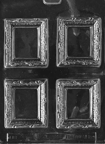 frame chocolate candy mold - 1