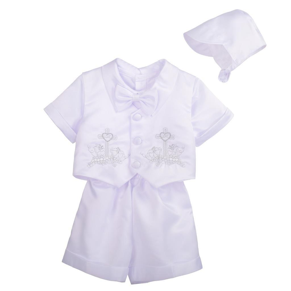 Lito Angels - Ropa de Bautizo - para bebé niño
