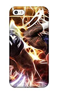 Snap-on Case Designed For Iphone 5/5s- Von Miller