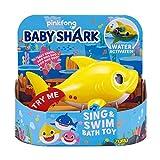 Pinkfong Baby Shark Sing & Swim Bath Toy Robo Alive