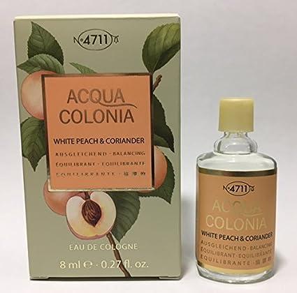 Acqua Colonia White Peach & Coriander Eau de cologne miniatura Botella ...