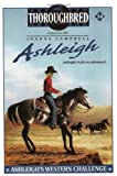 Ashleigh's Western Challenge, Joanna Campbell, 0060091452