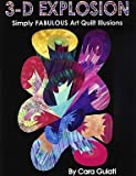 3-D Explosion : Simply Fabulous Art Quilt Illusions by Cara Gulati (2004-05-03)