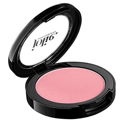 Jolie Mineral Matte Blush Pressed Cheek Color Blusher (Hush Pink)