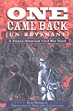 One Came Back, Remi Tremblay, 1884592090