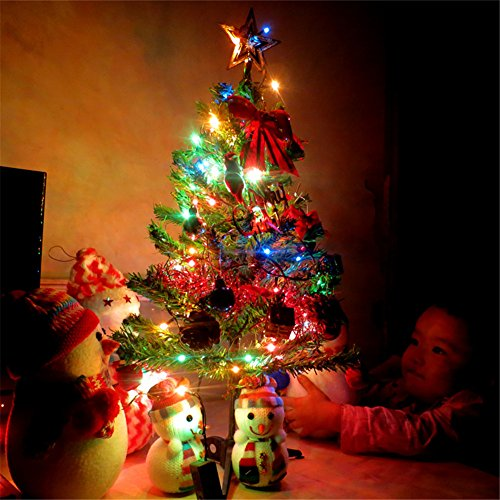 Small Artificial Christmas Trees With Led Lights - 7