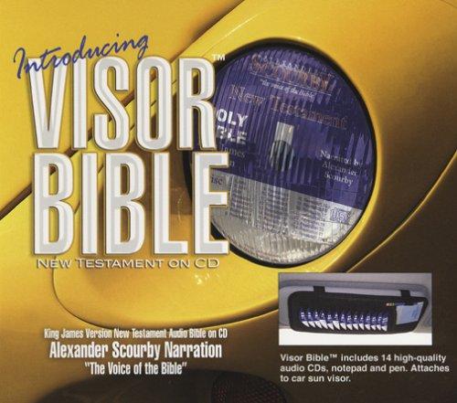 Kjv New Testament Car Visor Bible                                                                                                                                                                                                                                                    <span class=