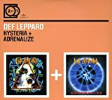 Def Leppard: 2 For 1: Hysteria / Adrenalize (Audio CD)