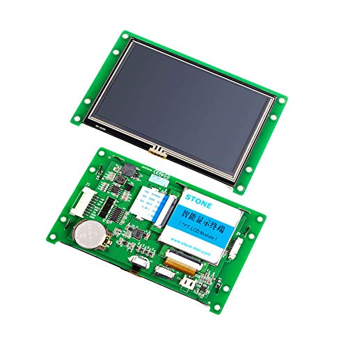 STONE Industrial Display 4.3 Inch LCD Touch Screen Monitor New Orignal HMI High Brightness Costomized Avaliable