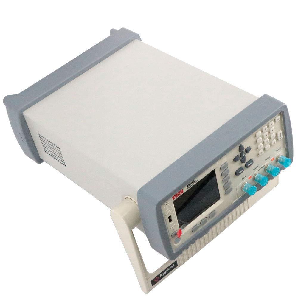 VTSYIQI DC Resistance Meter Micro Ohm Meter with Digital Resistors Accuracy 0.1/%