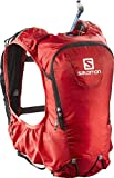 Salomon Skin Pro 10L Backpack Bright Red/Black, One Size For Sale