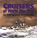 Cruisers of World War Two, M. J. Whitley, 1557501416