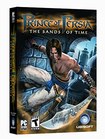 Amazon Com Prince Of Persia Sands Of Time Pc Video Games