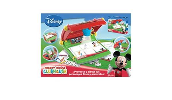 FEBER Mega Proyector Mickey: Amazon.es: Juguetes y juegos