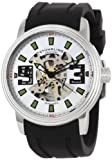 Stuhrling Original Men's 1071.33162 Classic Delphi Huntsman Automatic Skeleton Watch