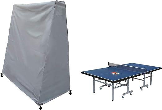 Laxllent Funda para Mesa de Tennis, Cubierta para Tabla de Ping ...