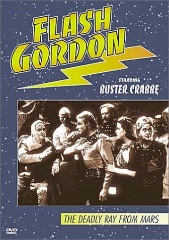 Flash Gordon - The Deadly Ray from Mars by Image Entertainment