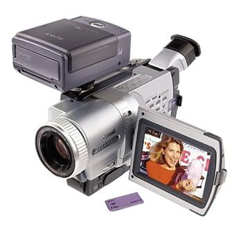 Sony DCR-TRV830 Camcorder USB Driver