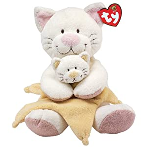 "Ty CuddlekitTy  - 13"" Two in One Cat - 51SVSGJFAYL - Ty CuddlekitTy  – 13″ Two in One Cat"