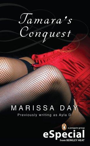 book cover of Tamara\'s Conquest