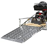Aluminum Big Boy EZ Rizer 5' Tri-Fold Motorcycle Ramp