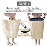 Haundry Large Laundry Hamper Bag with