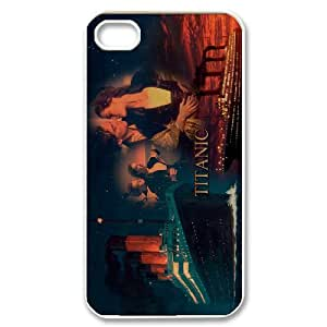 FLYBAI Titanic Jack & Rose Phone Case For Iphone 4/4s [Pattern-2]