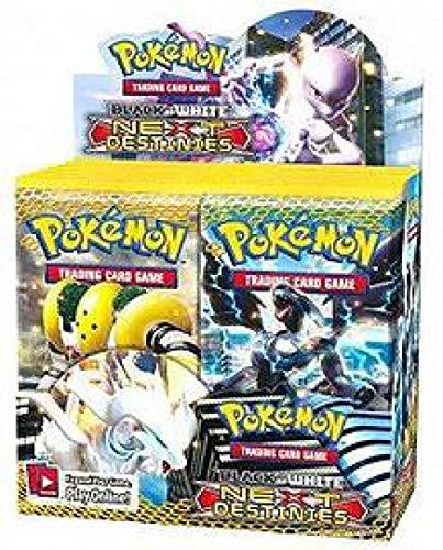 - Pokemon Card Game Next Destinies (BW4) Booster Box 36 Packs