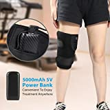 Fitfirst Knee Heating pad, 2 in 1 USB Powered