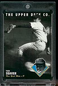 1994 Upper Deck All Time Heroes # 180 Tom Seaver New York Mets Baseball Card Mint Condition
