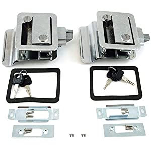 Amazon.com: Pair (2 Pack) RV Camper Travel Trailer Locking