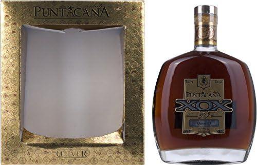 Puntacana Club XOX Rum 50 Aniversario 40% - 700 ml in Giftbox